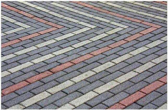 Укладання тротуарной плитки