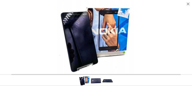 Nokia 2.1 Dual SIM TA-1080 w bdb.stanie-czarny