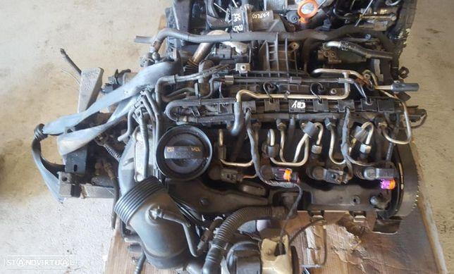 Motor VW Golf VI / Seat Ibiza / Leon / Toledo / Audi A1 1.6 tdi Ref: CAY