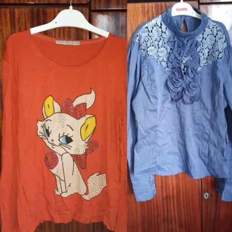 Кофта и блузка женские