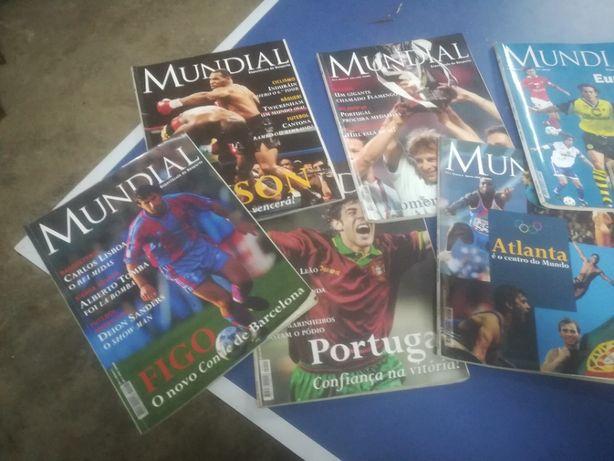 "Revistas de desporto ""Mundial"""