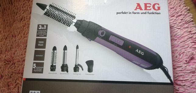 Modelador de cabelo 3 em 1 AEG - NOVO