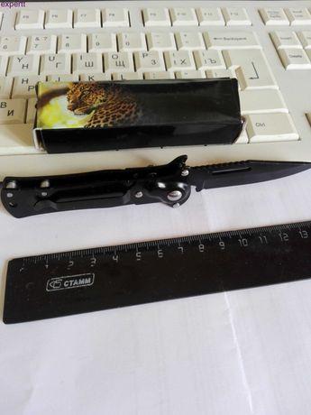 Нож выкидной на кнопке с фиксатором фирмы COLUMBIA.