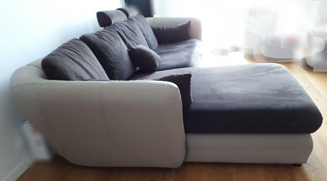 Narożna sofa z Agata Meble