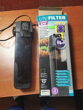 Aquael filtr wewnętrzny UV do 250- 350 l