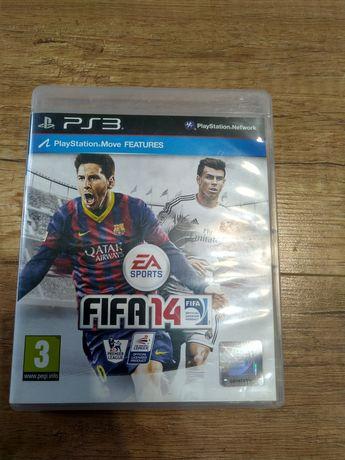 Sprzedam grę FIFA 14 na PS3 lub zamiana gra jest JAK NOWA
