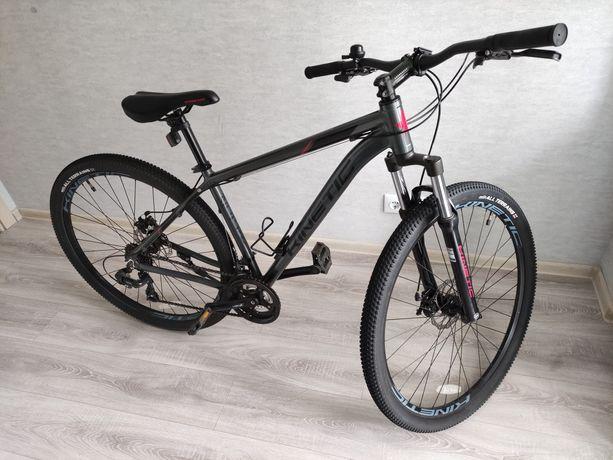 "Велосипед (Kinetic 2020 года на SHIMANO), колеса 29"", алюминиевая рама"
