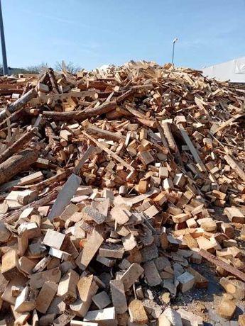 Drewno kawałkowe