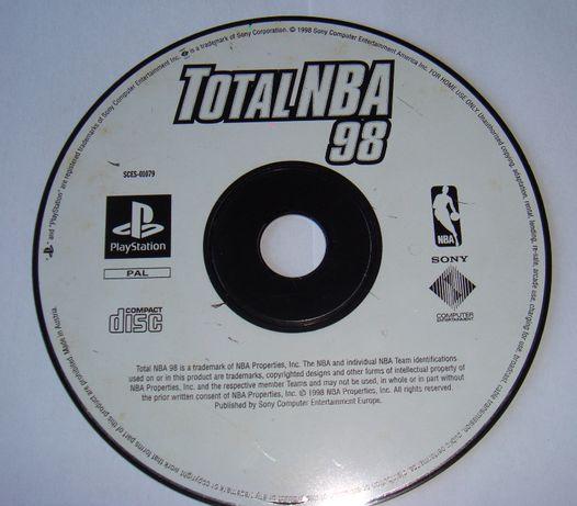 Total NBA 98 psx (playstation)