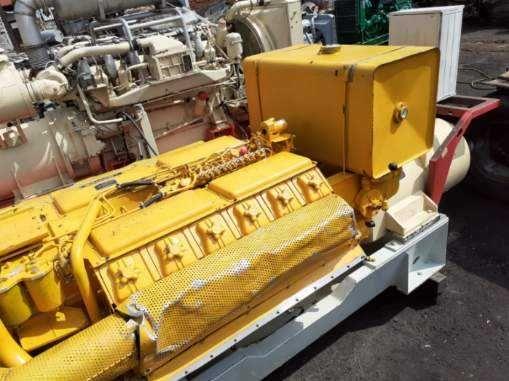 Agregat Prądotwórczy 145 Kw 175Kva 150 200 Silnik DEUTZ V 12 220 PS KM