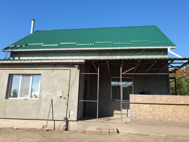 СРОЧНО продаём новый  двухэтажный дом!