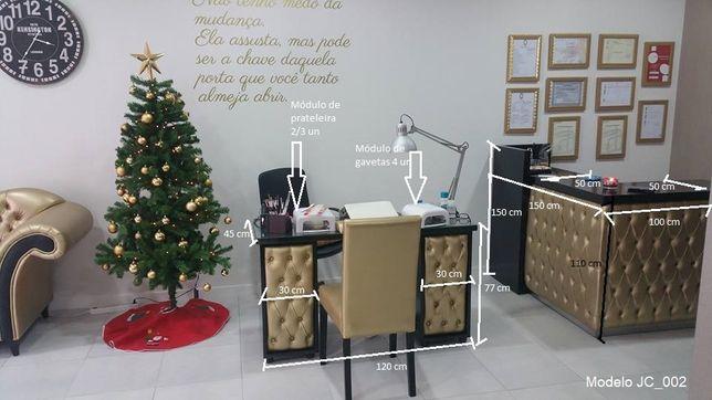 Mesas de manicura - Estética profissional