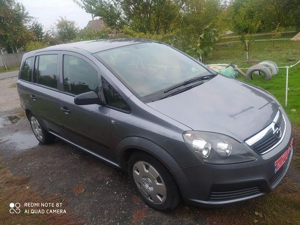Автомобиль Opel ZAFIRA 1.6 бензин