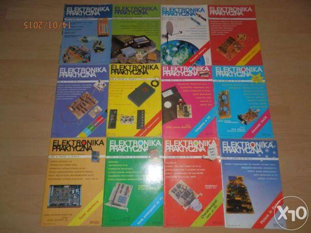 Elektronika Praktyczna rocznik 1993/12szt