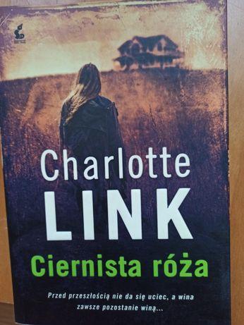 Charlotte Link Ciernista Róża thriller