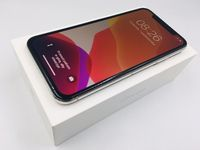iPhone X 256GB SILVER • NOWA bateria • GWAR 1 MSC • AppleCentrum