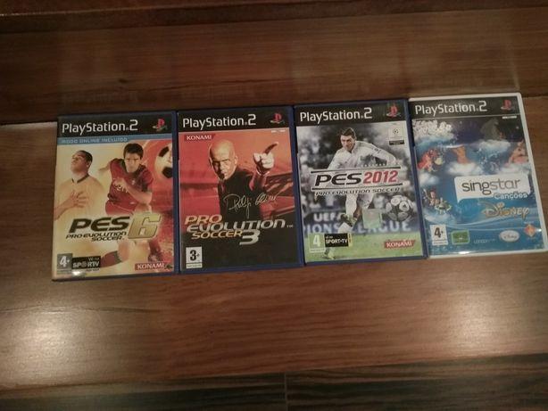 Playstation 2 completa.