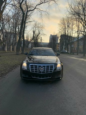 Продам Cadillac CTS Restyling 4х4 2012