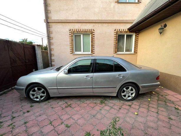Продам Mercedes w210 2000 г.в. в хорошем состоянии