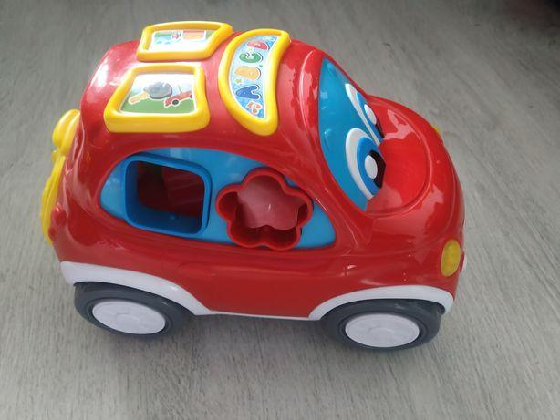 Samochód, sorter