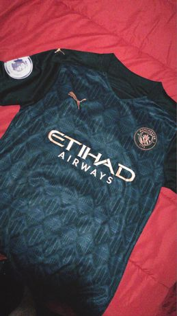 Camisola Manchester City De Bruyne 17