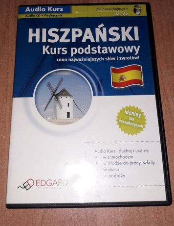 Hiszpański-krótki kurs języka hiszpańskiego
