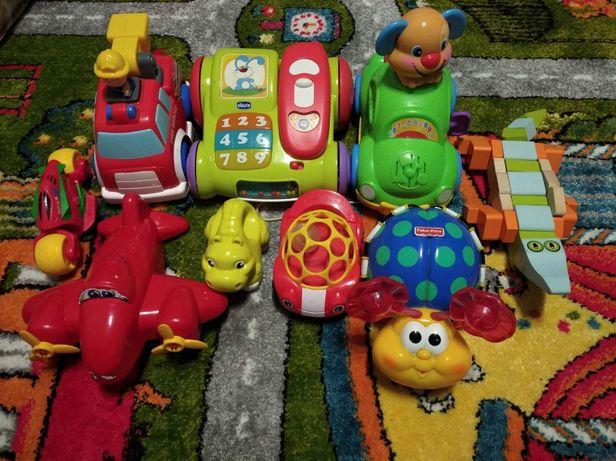 Набор игрушек для самых маленьких