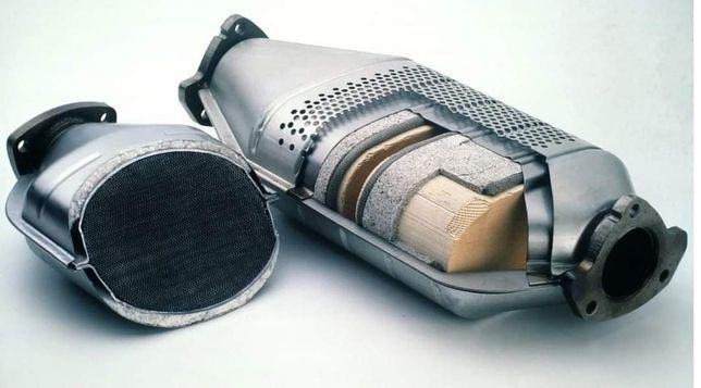 Скупка катализаторов и сажевых фильтров