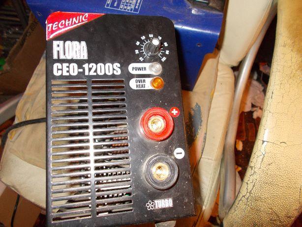 Spawarka inwertorowa Flora 100A, do naprawy.
