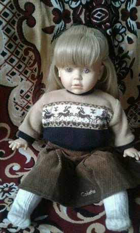 Продам авторскую фирменную куклу Запф