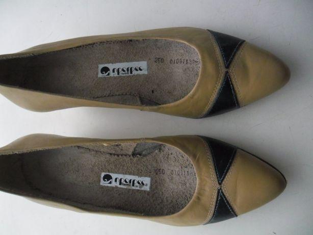 Продам кожаные туфли женские