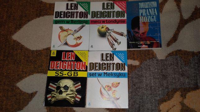 Len Deighton 5 książek