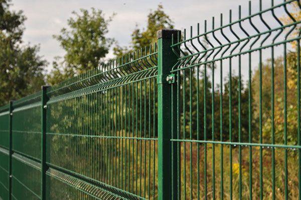 Ogrodzenie panelowe 1,23 + podmurówka. Panel ogrodzeniowy Mława