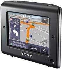 Sony Sistema de Navegação Pessoal NAV-U71T