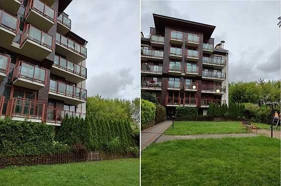 4 pokoje, balkony, winda, zielona Strzyża, bezpośrednio