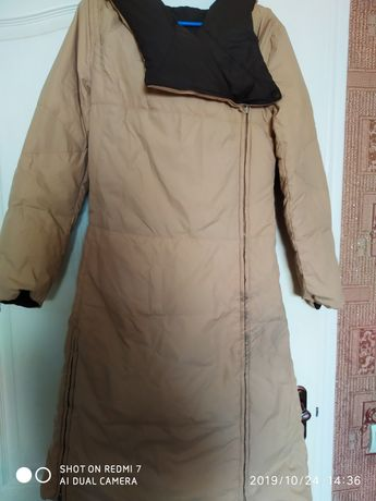 Продам пальто двухсторонее