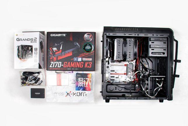 Komputer I7 7700k Z170-GAMING K3