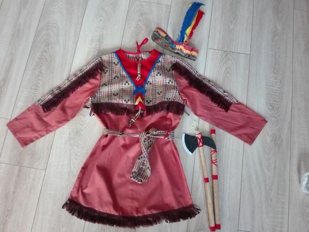 Strój Indianki - strój karnawałowy