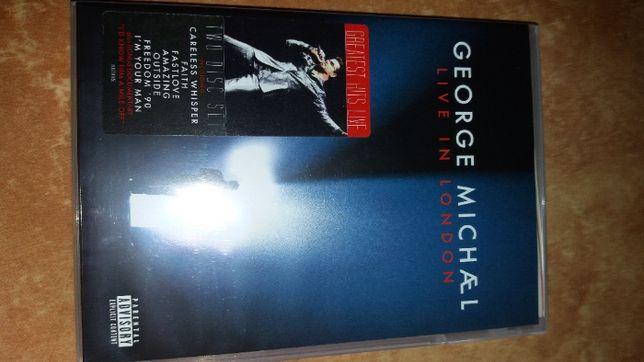 George Michael dvd