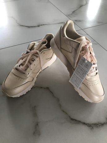 кросівки Reebok Classik pale pink