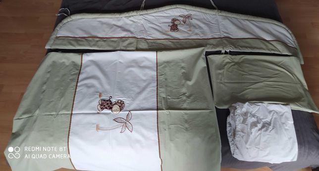 Pościel do łóżeczka, 2 zestawy