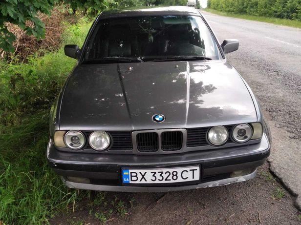 Продам BMW 525 E34