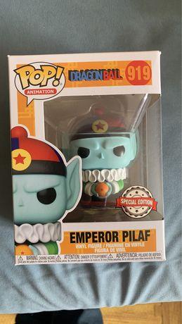 Funko pop emperor pilaf dragonball dragon ball 919 special edition