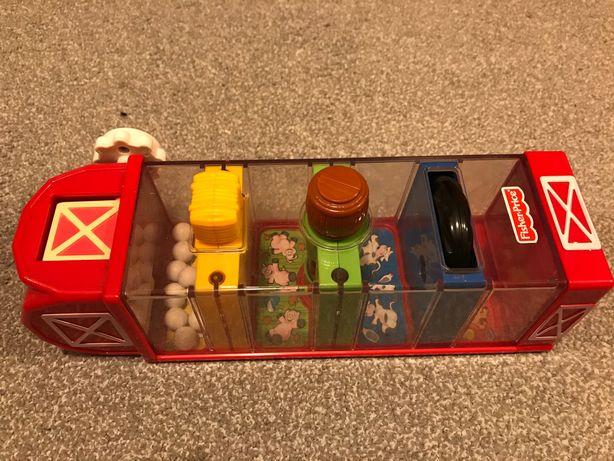 Fisher Price zabawka zrecznosciowa super stan