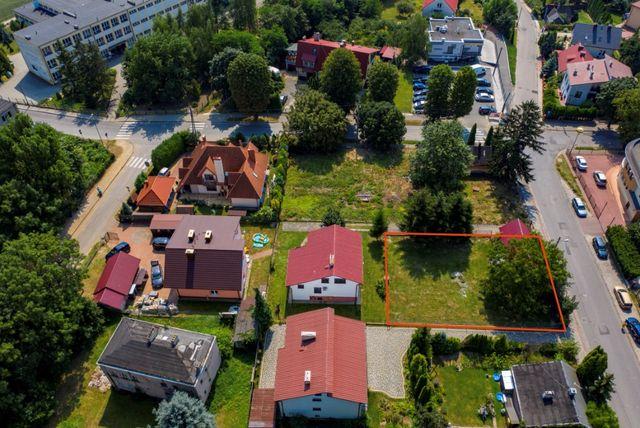 Piękna działka wraz z zabudową w samym centrum Sandomierza