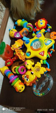 Наши игрушечки 0+