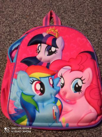 Plecak 3d my little pony