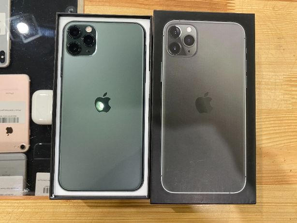 IPhone 11 Pro Max 64Gb Midnight Green 10 из 10 Айфон 11 про мах ИДЕАЛ