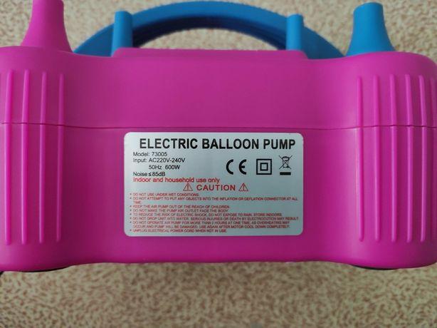 Компрессор для воздушных светящиеся шаров, шарики бобо bobo Led