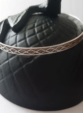 srebrna bransoletka Rytosztuka